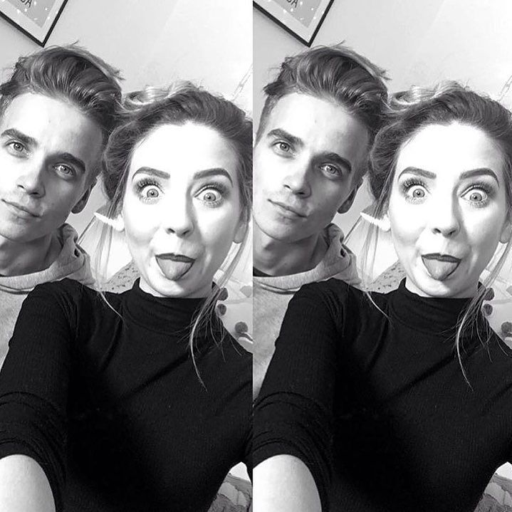 Zoe & Joe on snapchat! by zoellafansig