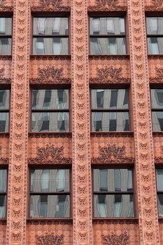 Louis Sullivan's 1895 Guaranty Building Buffalo NY 1695