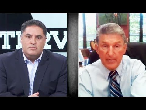 Does Joe Manchin Really Not Know Who His Donors Are?? - YouTube