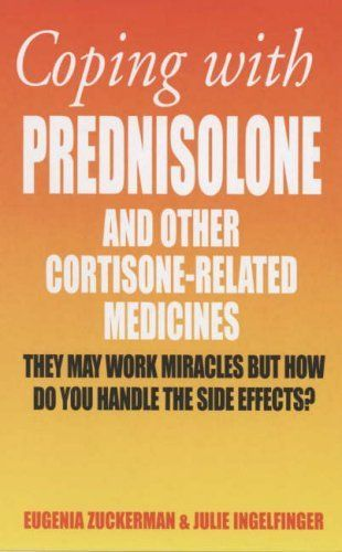 Coping with Prednisolone, this drug really had more negative effects on me especially emotionally and mentally, the side effects are painful especially if your young...
