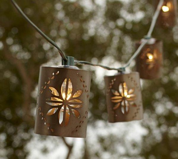 DIY Leuchten aus Dosen - Erhellen Sie Ihr Zuhause selber!