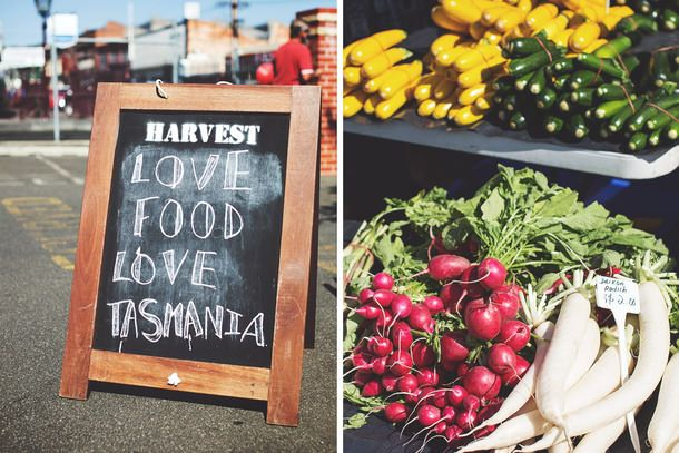 Launceston, Harvest Market and Festivale - Tasmania (A Table For Two)
