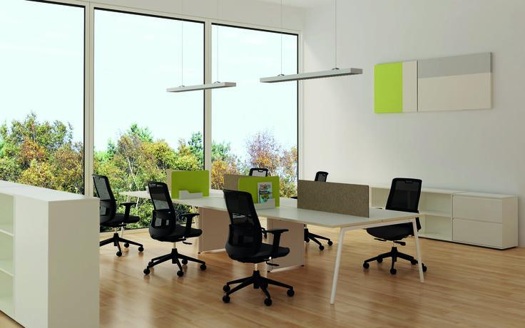 Lm Desk - Silent Box - Vitesse Seating