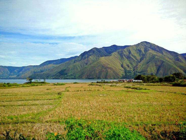 July, 2013, Samosir Island, North Sumatra