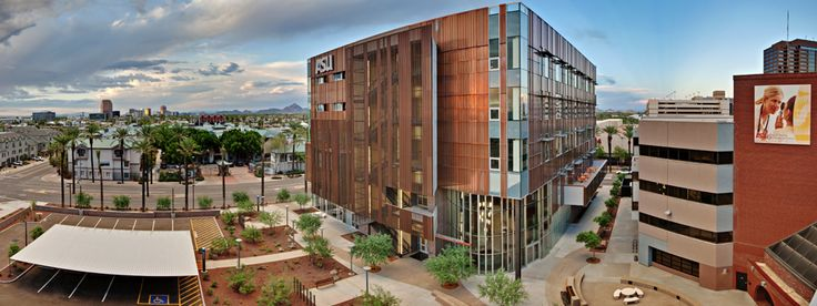 Arizona State University College of Nursing and Health Innovation Phase II | DPR Construction