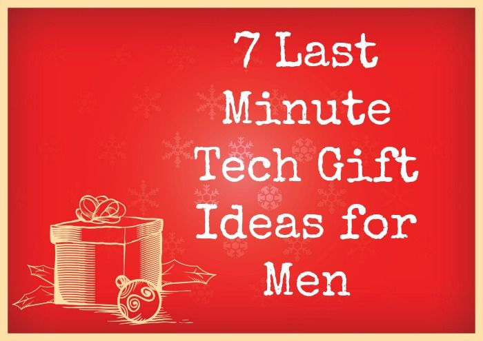Are you looking for the perfect stocking stuffer or gift idea for the man in your life? If the man in your life is anything like my husband, you can't go wrong with buying tech gadgets. Christmas is getting closer and there isn't much time left to order the man in your life any one of the 7 last minute tech gift ideas. I personally tend to spend quite...