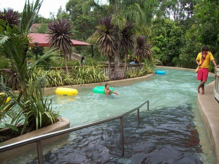 Jamberoo Action Park - Rapid River