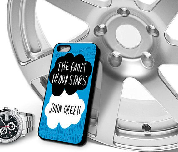 vitacarissamacintyre's save of Fault in our stars john green Case for iPhone 4/4s,iPhone 5/5s/5c,Samsung Galaxy S3/s4 plastic & Rubber case on Wanelo