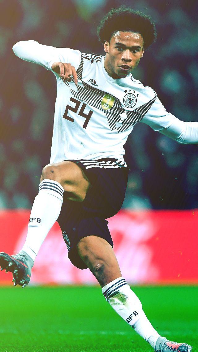 Leroy Sane Fussball Fussball Deutsche Fussball Bund Und Dfb