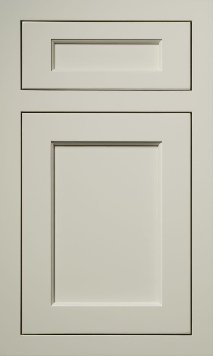 "Or this?  Plain & Fancy Custom Cabinetry | Vogue 1"" thick b 