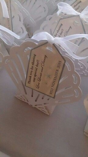 Wedding bonbonniere, beach theme, made by From Missy With Love www.frommissywithlove.com