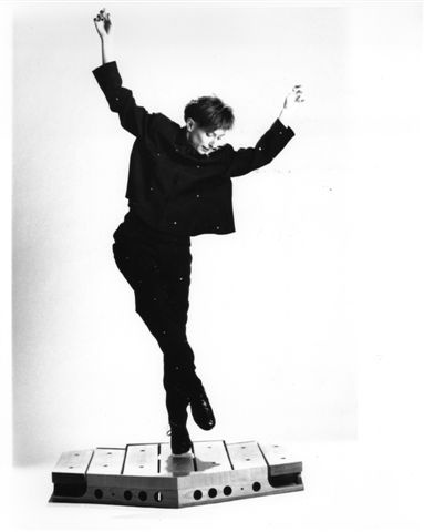 Anita Feldman Tap Dancing On The Roof Face The Music