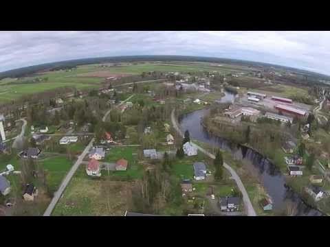 krokfors & byskatan from above - YouTube