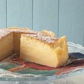 三層に別れるマジックケーキ