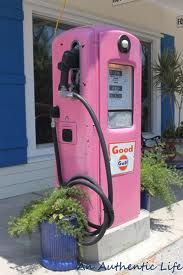 Pump up the pink!