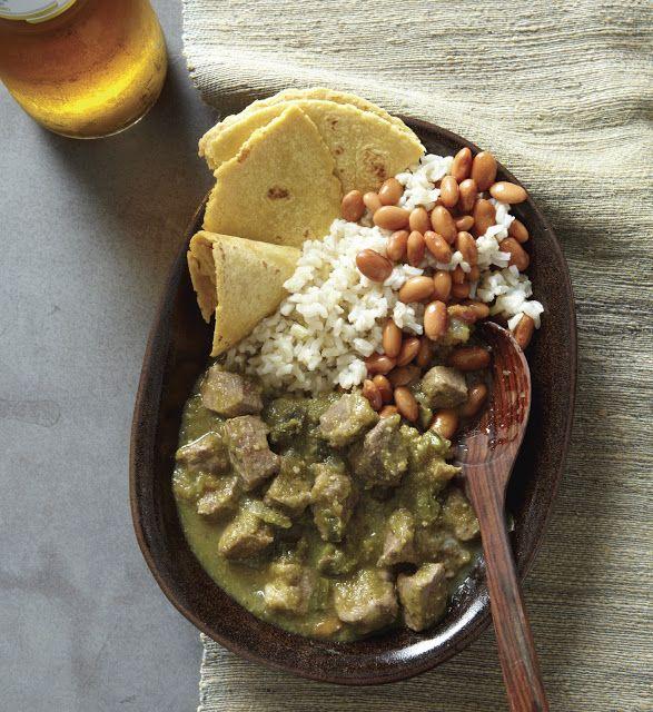 Slow Cooker Pork Chile Verde | nosh | Pinterest