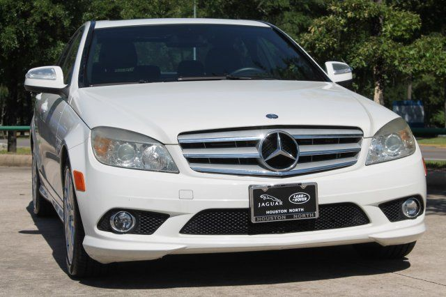 Used 2008 Mercedes-Benz C-Class Luxury Sedan for sale in North Houston