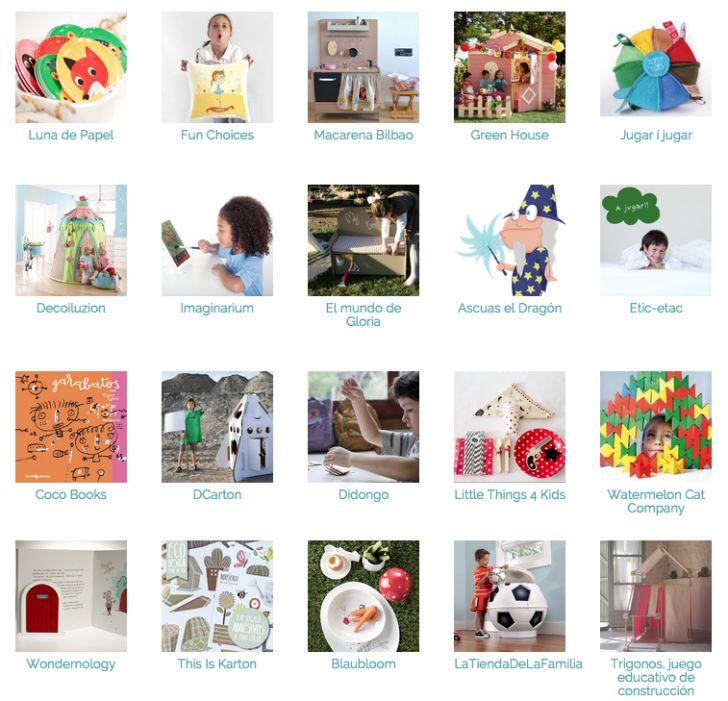 24 tiendas online de juguetes para niños que te encantarány