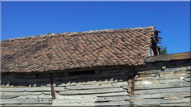 Öreg faház, gerendaház, rönkház