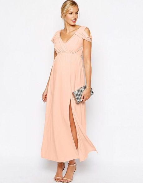 Maternity CocktailMode Longue En Asos 2019 Dresses Pour Robe 3Lq4jc5AR