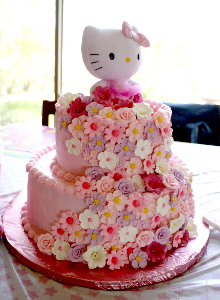 1000 Images About Anniversaire Hello Kitty On Pinterest