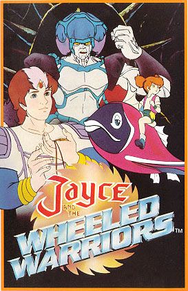 Jayce and the Wheeled Warriors cartoons