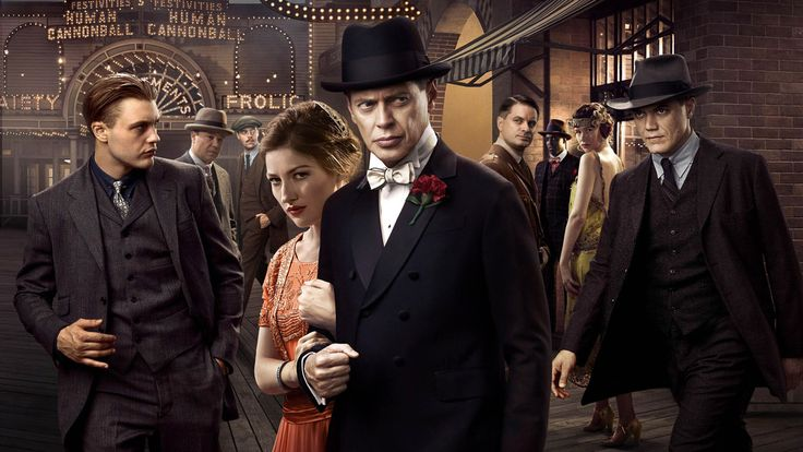 Boardwalk Empire - Série (2010) - Terence Winter - SensCritique