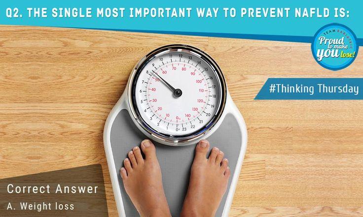 The correct answer is ....  #DrAtulPeters #TeamBariatric #ThinkingThursday #BariatricSurgery #WLS #Health #Quiz