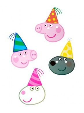 Peppa Pig Party supplies - Shopping guide | Life's Little CelebrationsLife's Little Celebrations