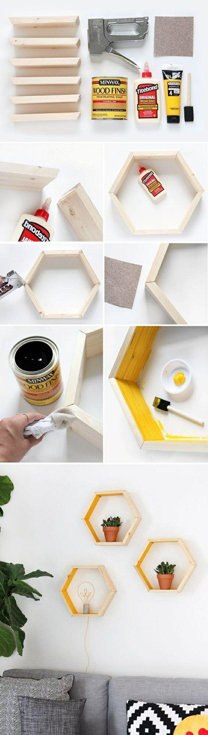 2 Küchenregal Selber Bauen Regale Aus Holz Farbe Kleber Pflanzen Sofa Kissen