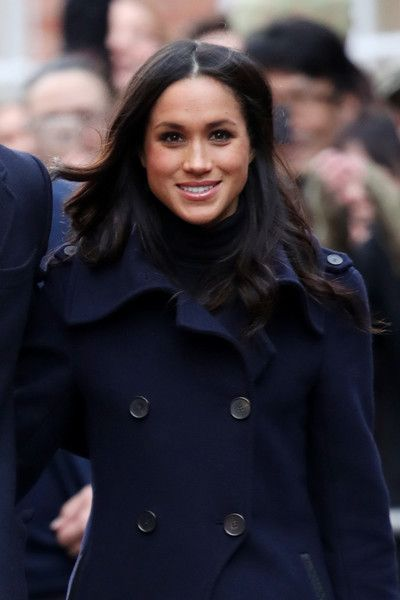 Meghan Markle Photos - Meghan Markle attends the Terrance Higgins Trust World AIDS Day charity fair at Nottingham Contemporary on December 1, 2017 in Nottingham, England. Prince Harry and Meghan Markle announced their engagement on Monday 27th November 2017 and will marry at St George's Chapel, Windsor Castle in May 2018. - Prince Harry & Meghan Markle Visit Nottingham