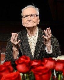Romanian Radu Beligan, 95, declared oldest active actor