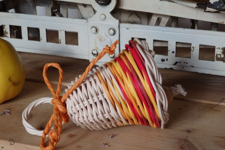 Pedigový zvonek velký - barevný