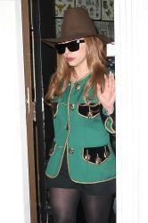 Taylor Kinney Throws Gaga Birthday Tea Party
