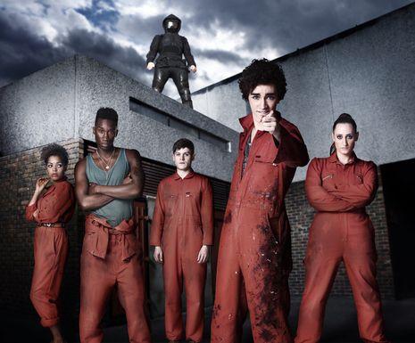 Misfits cast