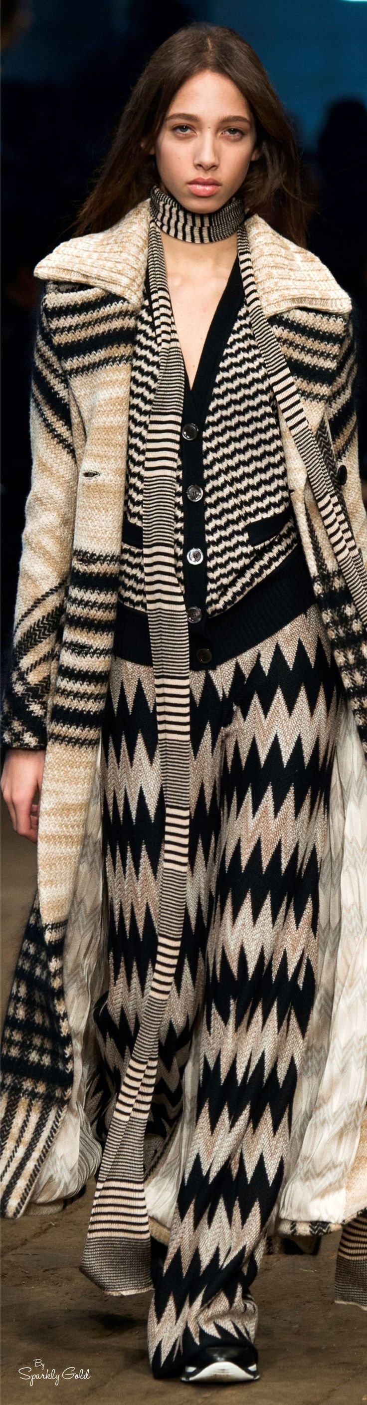 Missoni Fall 2016 RTW                                                                                                                                                                                 Mais