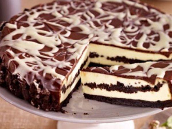 Dieser Oreo-Kuchen schmeckt göttlich... Alle die ihn probiert haben, wollten mehr davon! - HypeFeed
