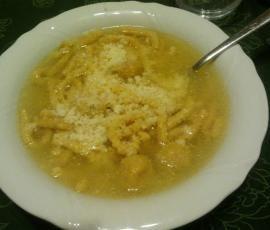 Ricetta I passatelli di mia suocera pubblicata da Peperina74 - Questa ricetta è nella categoria Zuppe, passati e minestre