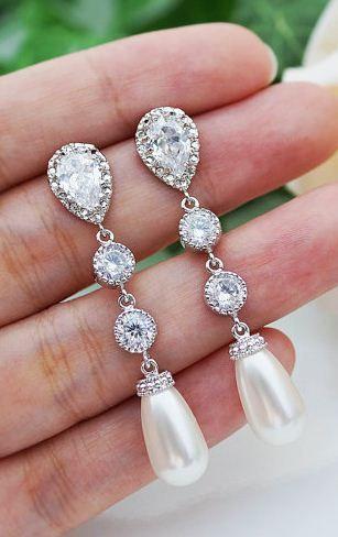 gorgeous bridal jewelry