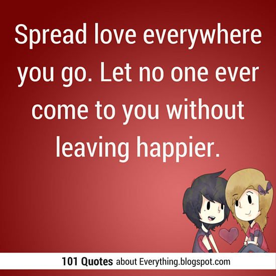 Spread Love Quotes: 17 Best Ideas About Spread Love Quotes On Pinterest