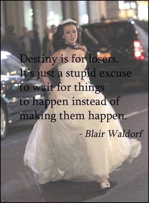 blair waldorf love quotes - photo #16