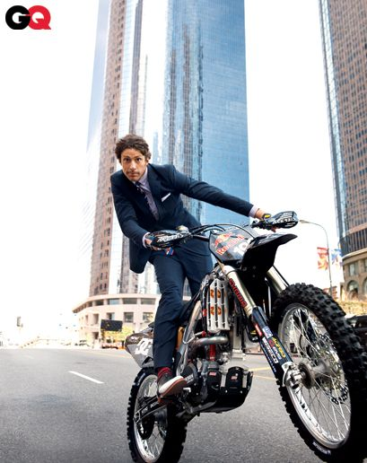 J. Crew does work! I was heretofore unaware. Also travis pastrana, so...yeah.