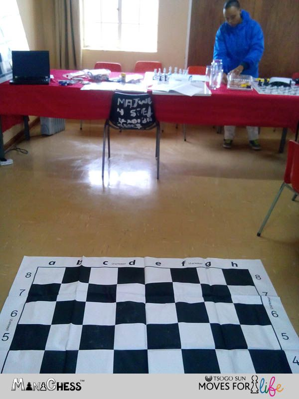 The Tsogo Sun Moves for Life program is making great strides in the QwaQwa  region as a result of the generous sponsorship of Afrimat. The Educational benefits of Chess were highlighted during the training sessions and include the following aspects : 1. Spatial 2. Reasoning 3. Counting 4. Decision making 5. Self-Confidence – Life Skill