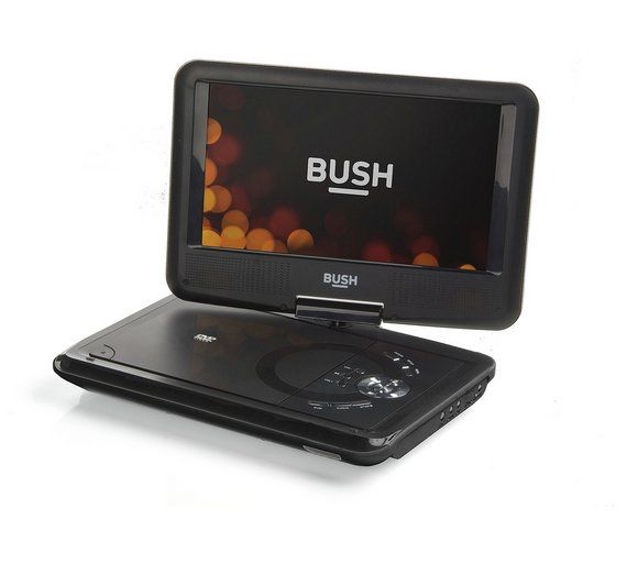 Buy Bush 9 Inch Portable DVD Player at Argos.co.uk, visit Argos.co.uk to shop online for Portable DVD players and accessories, DVD players, blu-ray players and home cinema, Technology