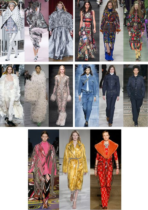 26 trends for Fall/Winter 2017-2018 | Fall 2018 trends ...