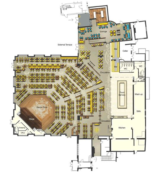 Littlecote House Floor Plan Overview Hotel Rooms Hotel