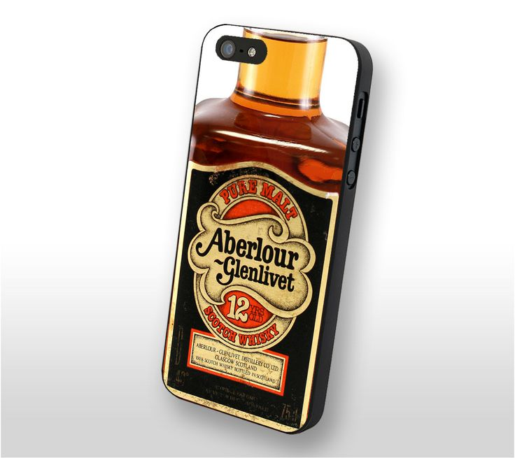 Aberlour Glenlivet Whiskey - iPhone 4, 4s, 5,