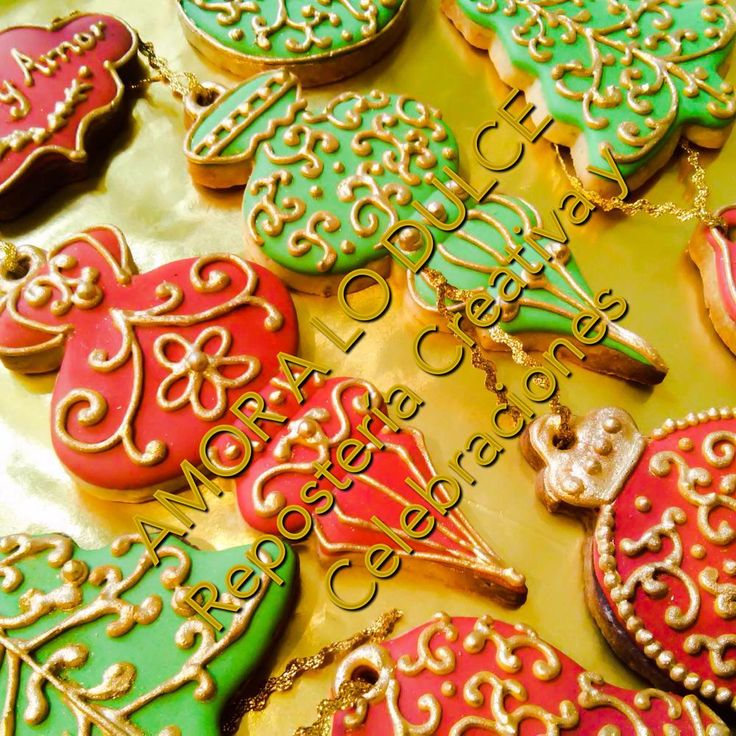 88 best Cookies\/Christmas-Ornaments images on Pinterest - vorh nge f r die k che