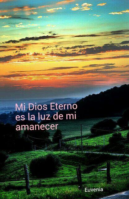 """Mi vida es como una lámpara que cada día es encendida por mi Padre Dios. Gracias por la vida y cada despertar. Salmo 18:28 dice: """"Tú encenderás mi lámpara; Jehová mi Dios alumbrará mis tinieblas""""..ღ✟"""