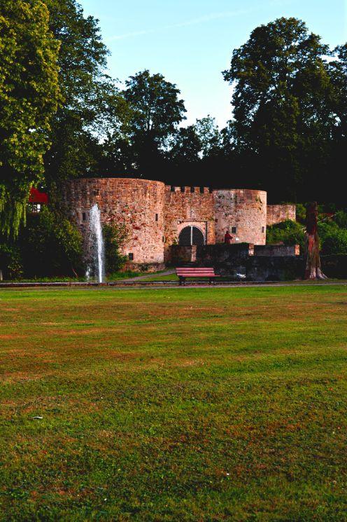 Burg Coppenbrügge, castle, v², Weserbegland